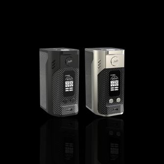 REULEAUX RX300 CARBON VERSION WISMEC