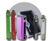 Batterie e-cigarette